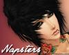 !N! Tx Emo Black Hair