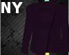 [NY] Stem Grape Jacket