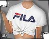 L. FILA top