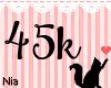 45k Support Sticker