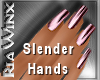 Wx:Slender Berry Cream