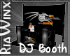 Dixie's DJ Booth