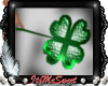 St Patricks Day Wand