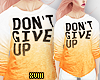 ! Don't Give Up Gradient