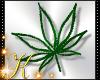 Weed Pot Leaf Earings