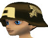 sepia superhero helmet
