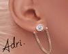 ~A: Chain Earrings