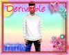 White Sweater Derivable