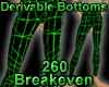 Derivable Bottoms *ST*