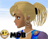 ~MDB~ GOLDEN MINDY CLIP