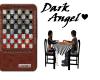 tavolo gioco dama