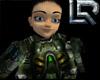 Robotic Chest Armor F