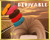 ◄Rgt► Donut Stack V1
