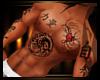 ~D~ skin tatoo hanibbal