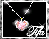 [Tifa] Hearts Necklace
