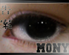 Eyes Black Monster * R *
