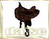 Western Saddle (Poseless