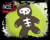 [I] Ribbed Teddy Badge