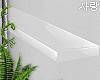 ♥ crystal shelf