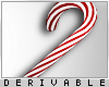 0 | Giant Candy Cane M
