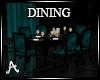 [Aev] Sparkle Dining set