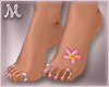 ♐ Floral Feet |V1
