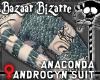 Oddities Anaconda Suit