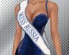 Miss Russia sash