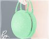 Green Macaron Bag