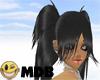~MDB~ BLACK WHISPER HAIR