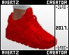 Huarache Red