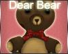+SweetHeart Dear Bear+