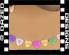 !Candy heart necklace F