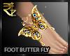 [R] Foot Butterfly