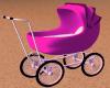 baby girl [stroller]