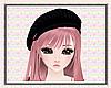 winter hat blackl [MiQ]