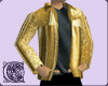 Gold Lame Jacket