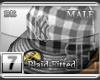 [BE]WhitePlaid|FittedM