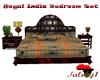 Roayal India Bedroom set