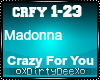 Madonna: Crazy For You