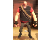 TF2 Red Heavy Outfit