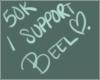I Support Beel 50k