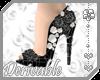 ~AK~ Drv Flower Heels