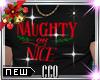 [CCQ]M-Naughty Or Nice..