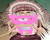 Pink Teddy Bear Avatar