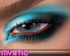 Welles Neon Blue Eye