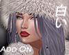 S*Shiro Miss Fur Hat