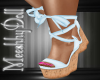 {MD}Lace Up Wedge_Blu