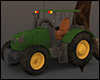 +Fall Barn Tractor+