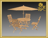 Nature Lovers Patio Set